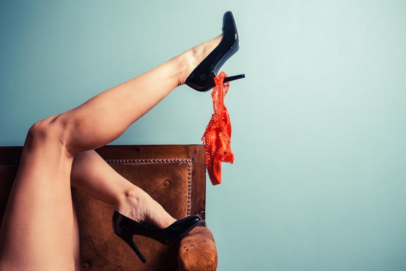 Lustwürfel High Heels