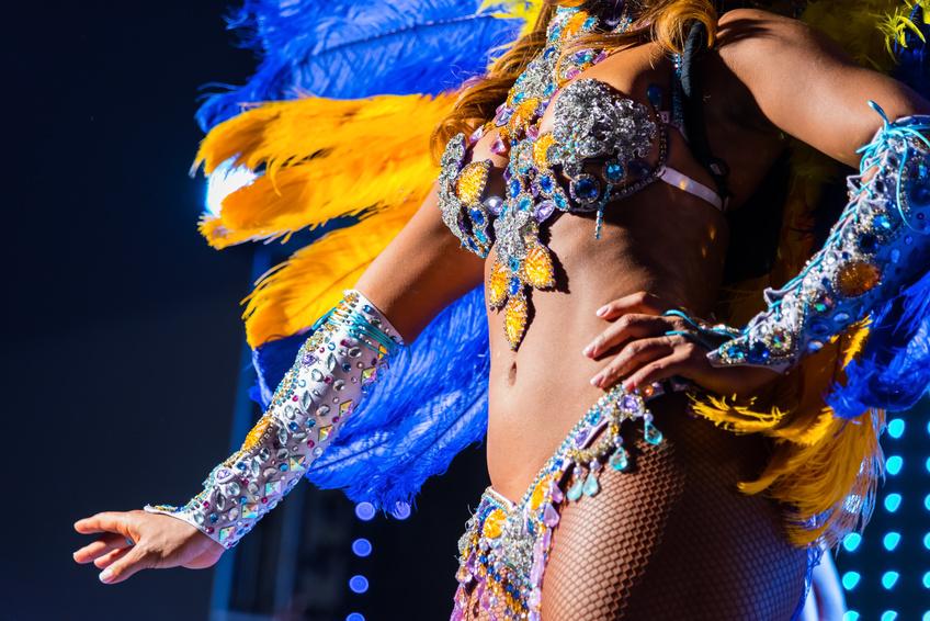 Erotica Hypnotica - Heiße Party in Rio de Janeiro